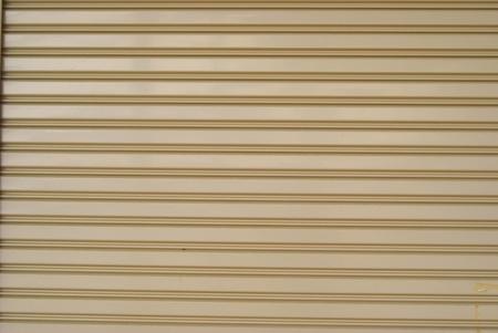 Steel shutter photo