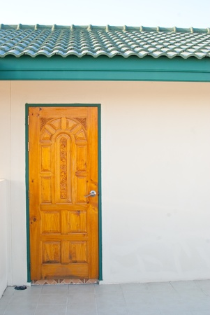 Entrance door photo