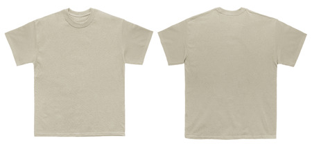 Sand Color Shirt