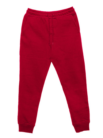 Blank training jogger pants color