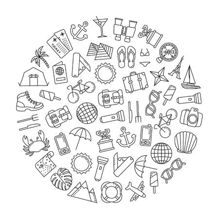 round design element