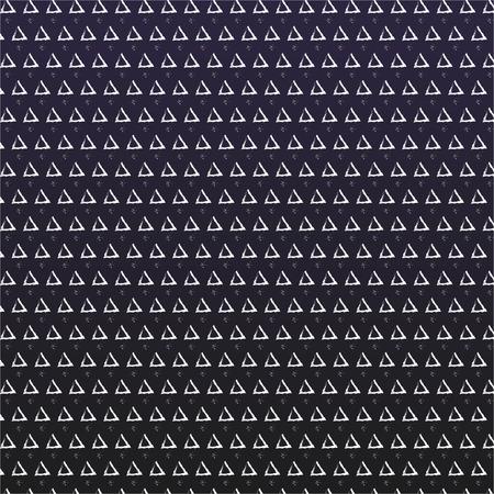 Modèle vectoriel sans soudure de formes géométriques, triangles