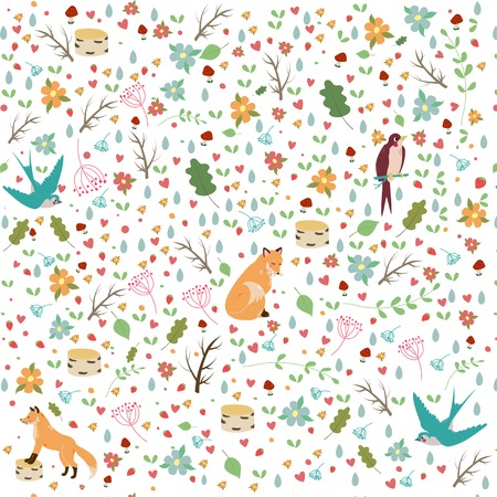 Modèle sans couture pour les textiles, conception de cahiers web
