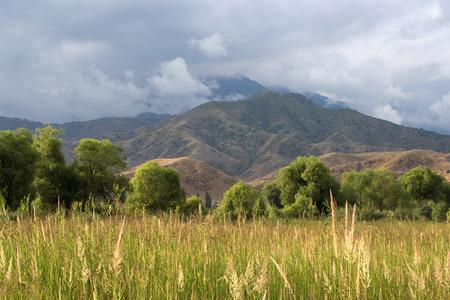 kyrgyzstan: Mountains in Kyrgyzstan