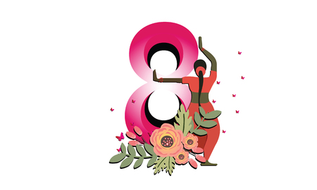 International Womens Day, 8 March designs