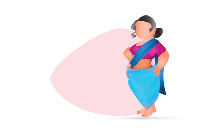 Happy womens day concept. design for International Womens Day 8 March holiday. and lovely joyful women on pink background.