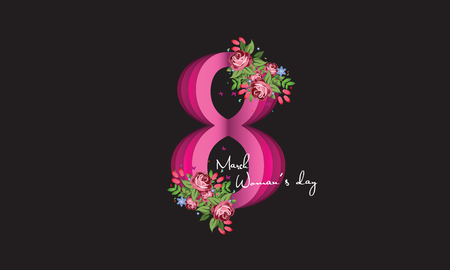 International Womens Day, 8 March desings