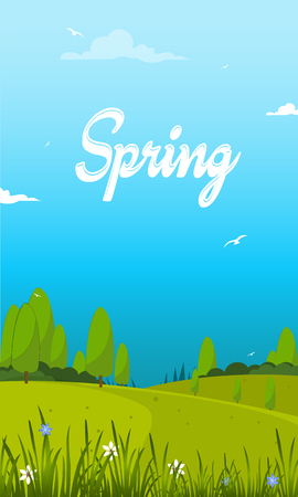 Spring sale background with beautiful colorful flower. Vector illustration template.banners.Wallpaper.flyers, invitation, posters, brochure,