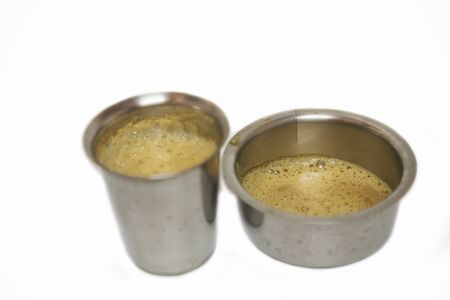 Indian filter coffee is famous coffee