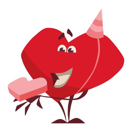 character heart