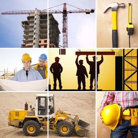 industrial belt: under construction