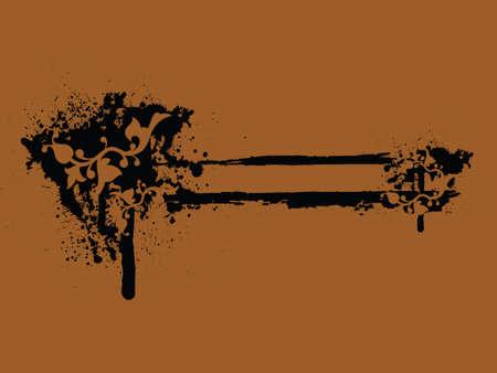 bg: grunge bg (blank for your design,text and art work) Stock Photo