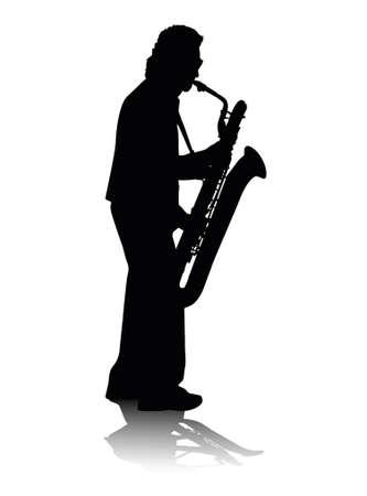 improvisation: jazz improvisation on sax