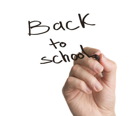 Back to school! photo