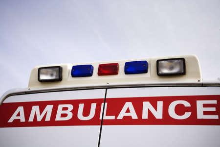 ambulance emergency: ambulance