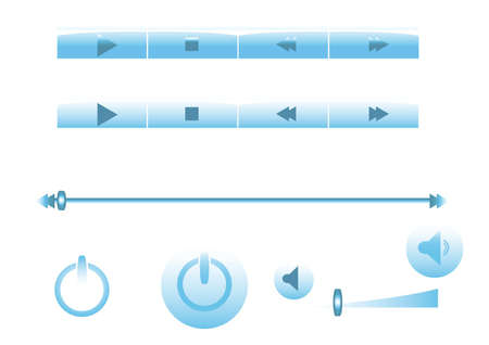 aqua style interface photo
