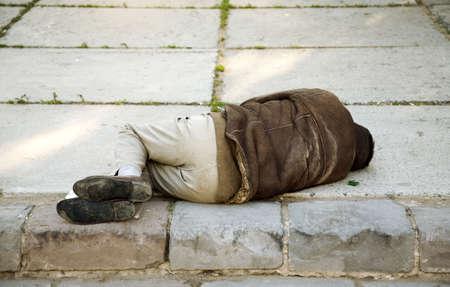 scourge: homelessness