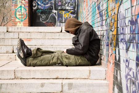 vagabundos: la vida en la calle