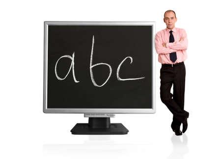 online education: on-line education
