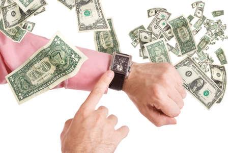 moneymaker: time is money
