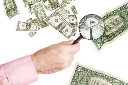 moneymaker: finance concept Stock Photo