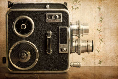 cinematograph: retro