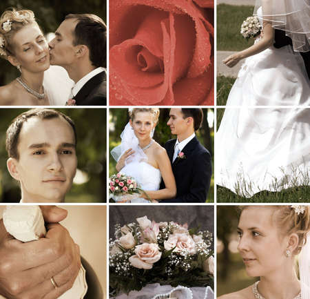 wedding day Stock Photo - 3788177