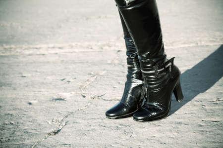 woman street: streetwalker