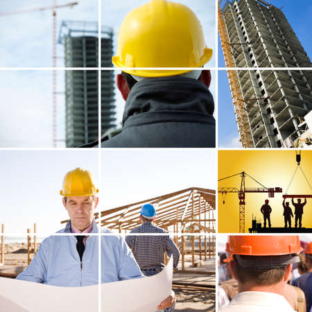 construction safety: builders