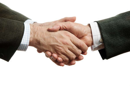 business handshake Stock Photo - 4649994