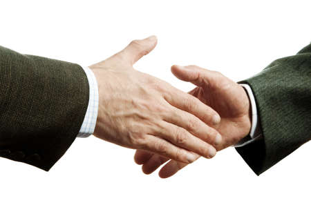 business handshake Stock Photo - 4649995
