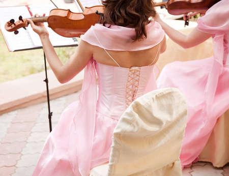 classical music: klassieke muziek Stockfoto