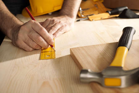 carpintero: construcci�n