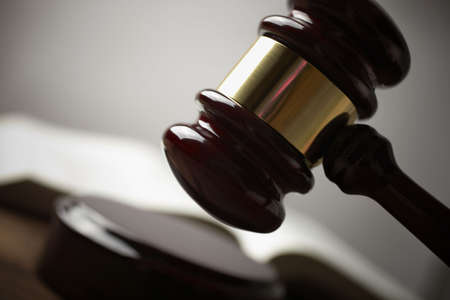 martillo juez: martillo Foto de archivo