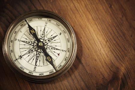est: compass Stock Photo