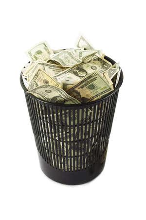money bin photo