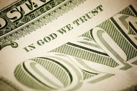in god we trust: In God We Trust