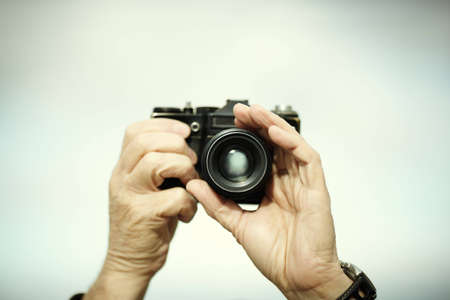 old camera: photography