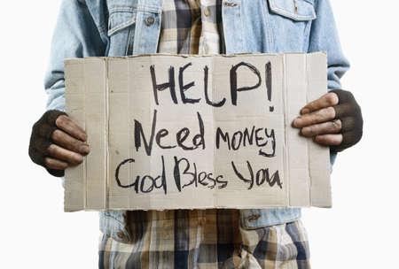 poorness: homeless llife