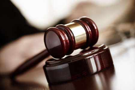 juge marteau: Les juges Maillet