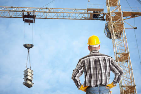 crane parts: En construcci�n