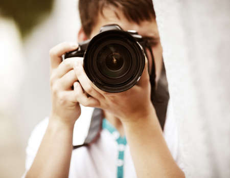 Fotograf Standard-Bild - 9535833