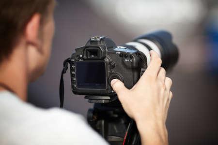 Paparazzi  Standard-Bild - 10236665