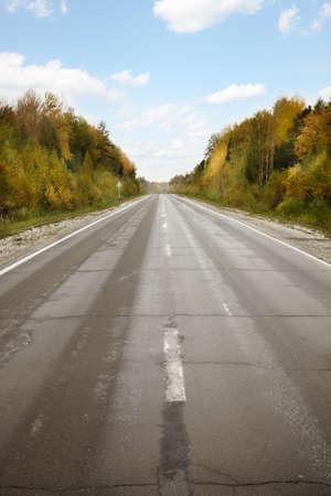 Road Running Stock Photo - 10988955