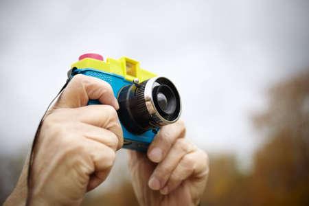 capture: photography concept