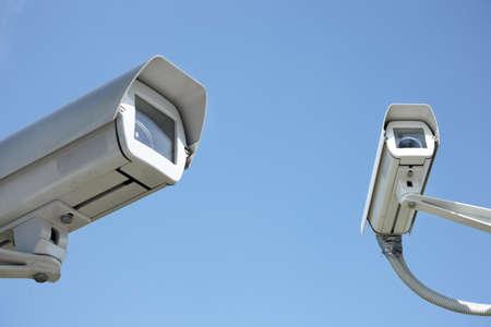 surveillance cameras  photo