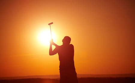 golfer Stock Photo - 12598589