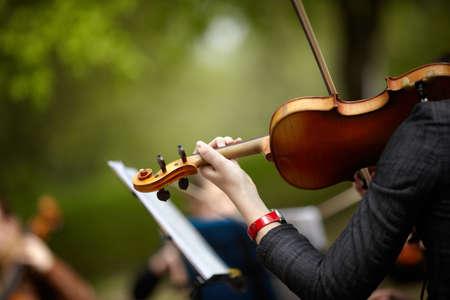 instruments de musique: Violon