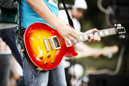 Rock n roll Stock Photo - 13997365