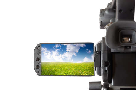 Video camera Stock Photo - 13997347
